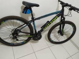Bike Sutton freio hidráulico praticamente nova nota fiscal