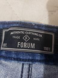 Vendo calça fórum original