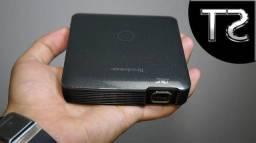 Mini projetor brookstone fullhd