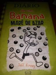 Diário de um banana. Maré de azar. Livro 8