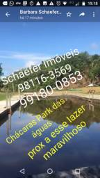 Chacaras Park das Águas 1000m2