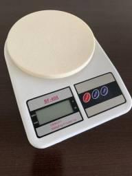 2 Balanças Digitais 5kg E 10kg P/ Conserto/Retirada De Peças