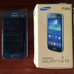 Samsung Galaxy S2 com TV digital