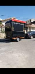 Trailer food truck 2017