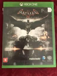 Jogo FIFA18 e Batman