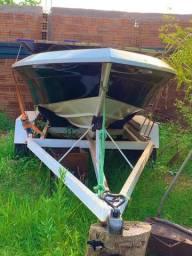 Lancha motorboat 1990