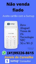 Maquininha Pronta-Entrega Sumup.cwb