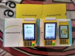 Moderninha pro 2, faz recarga, IMPRIME, 4G E WIFI