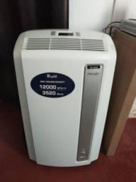 Ar Condicionado Portatil 12.000BTUs 127V(110V)