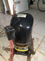 Compressor 5 HP copeland 380 volts