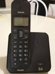 Telefone sem fio Phillips DECT SE170