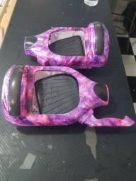 Carenagem hoverboard rosa nova