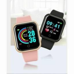 Smartwatch D20 Y68 Relógio Inteligente