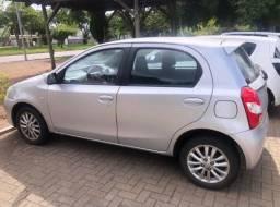 Toyota Etios XLS 1.5 Hatch Flex 2013