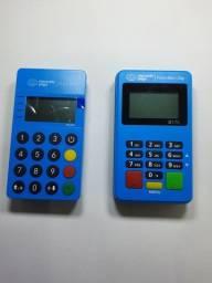 Máquina de Cartão com chip e Bluetooth NOVAS