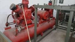 Compressor Wayne estrela 120psi motor 30 hp