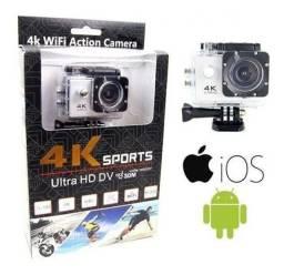 Câmera 4 k wifi