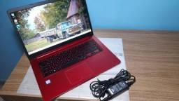 Notebook Asus i5-8ºGeração/ SSD 128+Hd 1TB/ 8 Gb DDR 4 (Rápido e Potente)