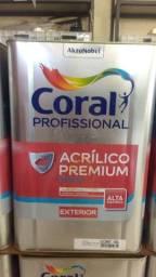 Tinta Coral  Acrílico Premium Profissional
