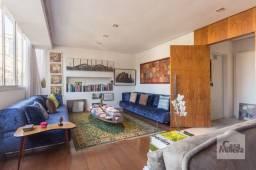 Título do anúncio: Apartamento à venda com 3 dormitórios em Cidade jardim, Belo horizonte cod:335844