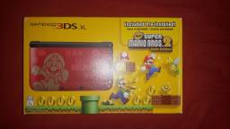 Nintendo 3DS Xl (Mario edition) com R4i
