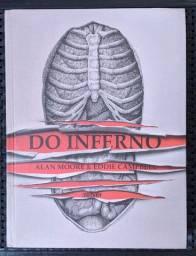 HQ Graphic Novel Do Inferno - Alan Moore | edição deluxe capa dura