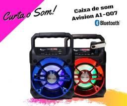 Caixa de Som Bluetooth | Avision A1-007