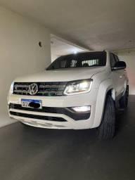VW Amarok V6 Highline + Upgrades