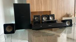 Home theater Philips HTD3509X/78 som