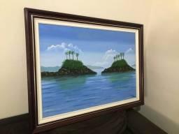 Quadro Ilhas Botinas