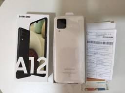 Samsung galaxy A12 lançamento!