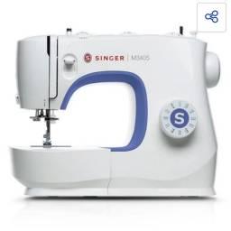 Máquina de costura SINGER M3405 110v Nova na caixa com nota fiscal máscara