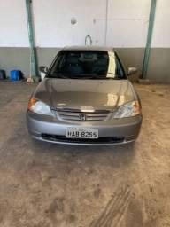 Honda Civic EX 1.7 Aut 2002/2002