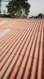 Construções e reformas de telhados