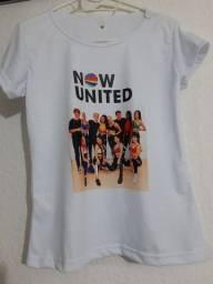 Camisas e canecas personalizadas bandas