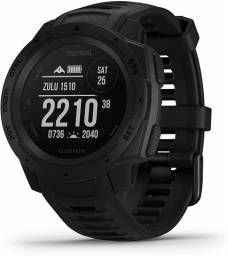 Relógio Gps Garmin Instinct Tactical Black (Lacrado)