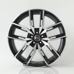 Jogo de rodas e pneus aro 17 esportivos, produto exclusivo - Teófilo Otoni