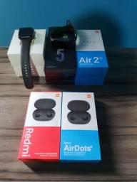 Fone sem fio Xiaomi Redmi Air Dots - Entrega Grátis em Porto Alegre