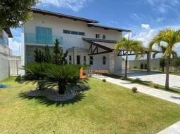 Casa Alphaville Fortaleza, com 5 dormitórios à venda, 382 m² por R$ 2.200.000
