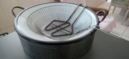 Tacho de fritura elétrico