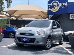 NISSAN MARCH S 1.0 16V Flex Fuel 5p