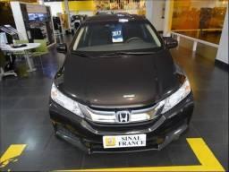 Honda CIty 2017 Automatico 1.5 LX 16V 4P
