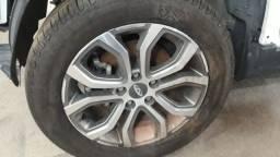 Conjunto de Rodas Aro 16 Tiggo 2 2019 - Temos os pneus