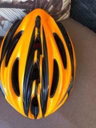 Vendo capacete de ciclista
