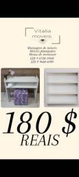Mesa de manicure / coisas para salão e casa