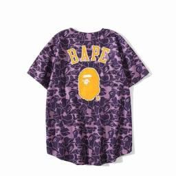 Conjunto Bape Lakers