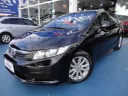 Civic 1.8 LxS Flex  Aut *Entrada + Parcelas de $ 990,00* Aceito Troca *
