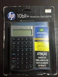 Calculadora financeira 10b2 Hp