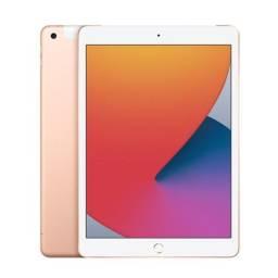 "Apple iPad 8 (2020) 10.2"" Wifi Lte 4G 32 GB - Dourado"