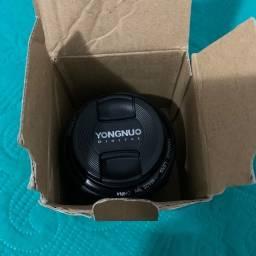 Lente Yongnuo YN 35mm f/2